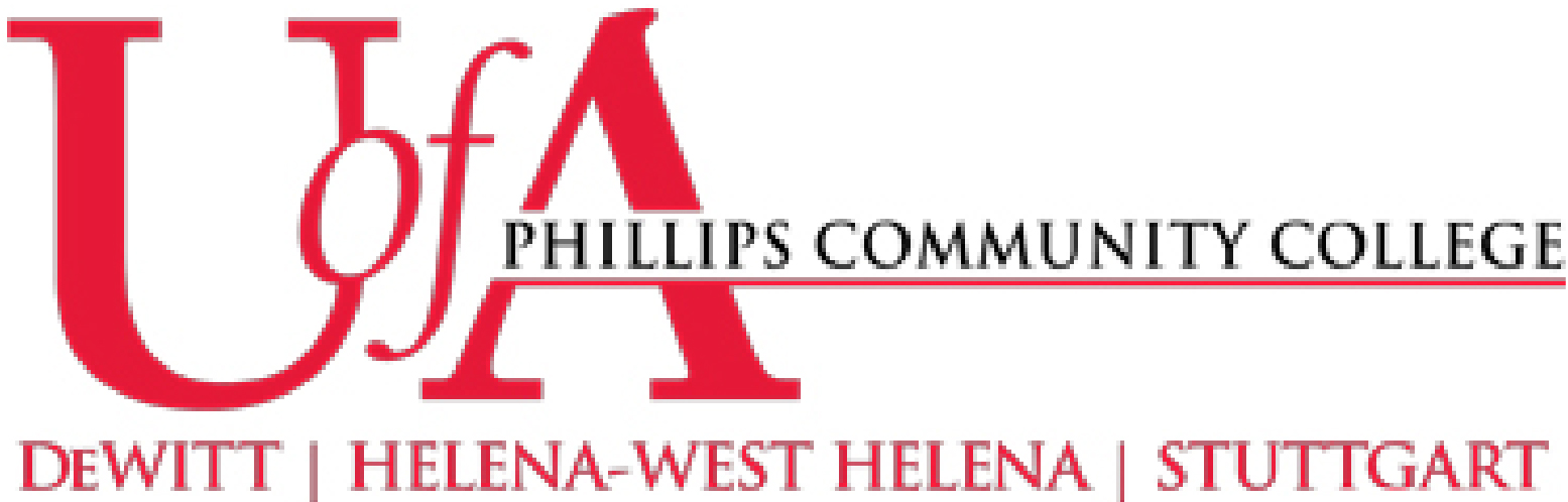 Phillips Community College logo
